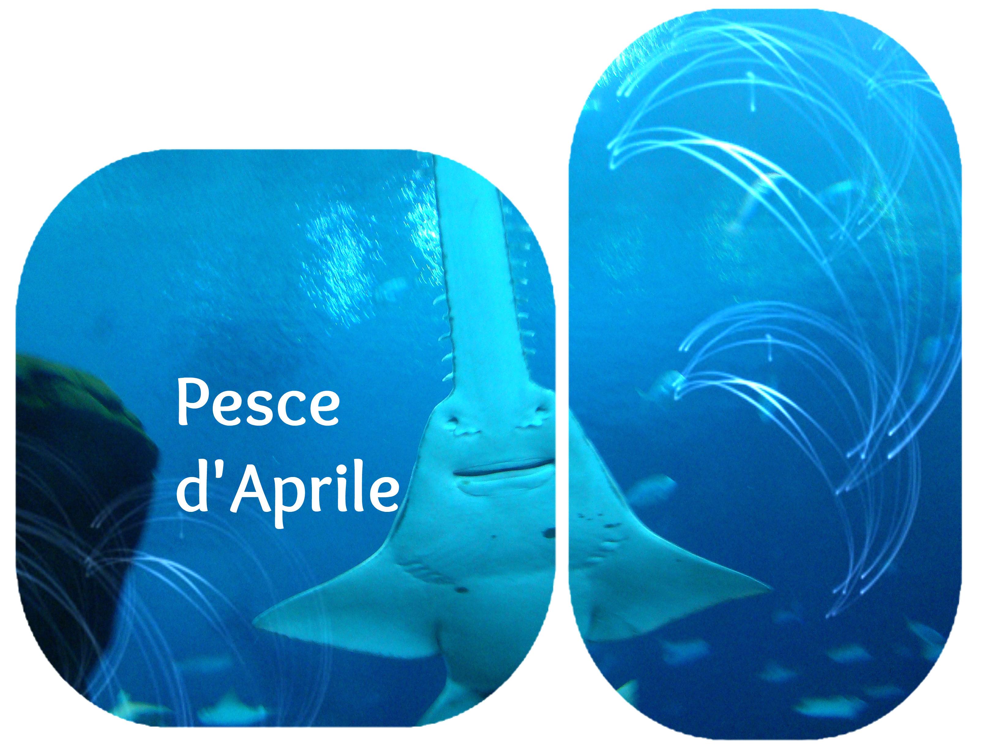 Le origini del pesce d'aprile