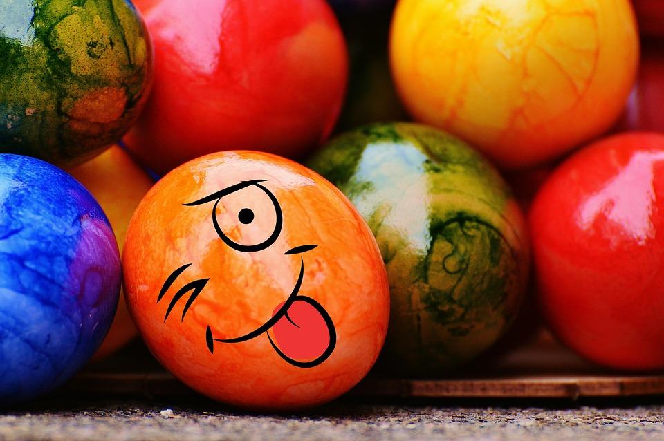 3 idee per delle uova sode alternative a Pasqua