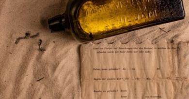 messaggio in bottiglia kym illiman